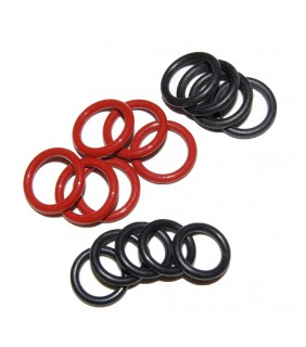 O-Ring ferma-alette Small o Large (conf. 10 pz.)